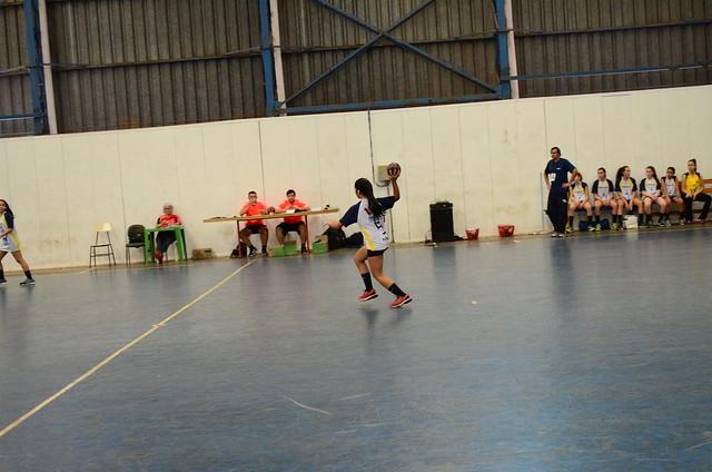 Handebol Fem II 1º  Jacareé x São Paulo - Val Morais  (14)