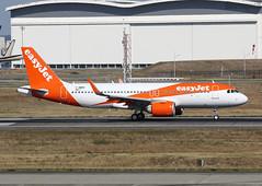 F-WWDN Airbus A320 Neo Easyjet (@Eurospot) Tags: guzho fwwdn airbus a320 neo easyjet toulouse blagnac