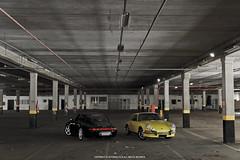 Porsche 911 Carrera & 911 T (Jeferson Felix D.) Tags: porsche 911 carrera 993 porsche911carrera993 porsche911carrera porsche911 porsche993
