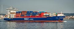 Cargoship (Ignacio Ferre) Tags: barco ship cargoship vigo pontevedra españa spain nikon galicia weclines