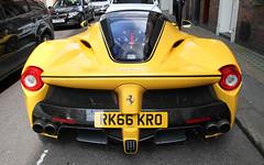 Ferrari LaFerrari Aperta. (Tom Daem) Tags: ferrari laferrari aperta londen london
