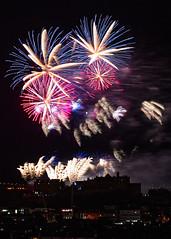 Edinburgh Festival Fireworks 2018 (captures.in.time) Tags: edinburgh festival night nightphotography longexposure wonderlust visitscotland scotland city fireworks fun light celebration travel