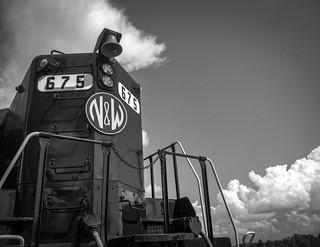 Locomotive Sky
