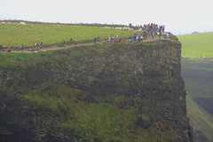 Cliff of Moher, Comté du Clare (Irlande) (bobroy20) Tags: cliffofmoher moher doolin irlande ireland eire nature falaise roche paysage