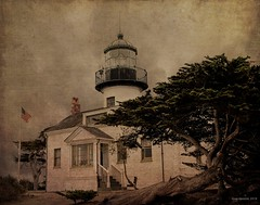08-01685 (kgsix) Tags: california lighthouses monterey pointpinos