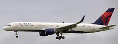 Boeing 757-26D N819DX (707-348C) Tags: shannonairport shannon airliner jetliner boeing boeing757 b752 n819dx deltaairlines delta dal einn snn passenger countyclare ireland 2018 clare