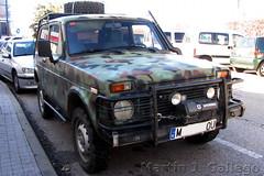 Lada Niva '92 (Martin J. Gallego. Siempre enredando) Tags: 4x4 suv coche cars car vehiculo su lada ladaniva