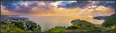 This time for Africa (hammadjaved) Tags: goma congo drc lake kivu panoran panorama paki pakistan hammadjaved sunset