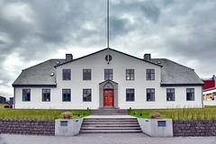 Prime Minister's Office, Reykjavík, Ísland (Iceland) (leo_li's Photography) Tags: iceland ísland islande icelande 冰岛 冰島 reykjavik reykjavík 雷克雅未克