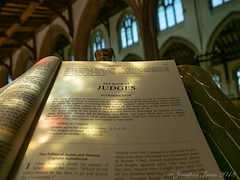 The Book Of Judges St Mary's Mildenhall_9131162 (Jonathan Irwin Photography) Tags: the book of judges st marys mildenhall
