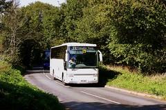 JR Executive Travel (Chris Baines) Tags: jr executive travel vanhool volvo b12m jr03 bus stutton essex