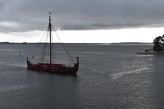 Viking Ship Draken at CBMM (Chesapeake Bay Maritime Museum Photos) Tags: draken chesapeakebaymaritimemuseum cbmm viking ship norwegian visiting vessels