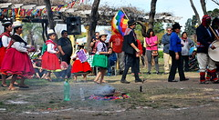 Agrupacion Wayra Marka, Septimo festival de Sikuris. Rosario Argentina (DardoEloy) Tags: sikuris wayramarka argentina santafe rosario pueblooriginarios