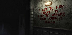 (AndThenThereWasLucky...) Tags: risetoinsanity horror gaming scary