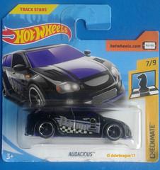 Hot Wheels - Audacious (daleteague17) Tags: hotwheels hot wheels diecast diecastmodel model toycars toy car