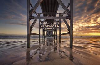 Pier Into