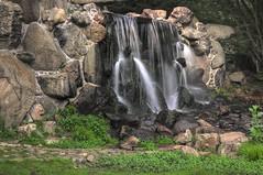 Mini waterfall (f.ormskirk) Tags: water waterfall arnhem rock gelderland holland netherland nederland hdr stones stenen