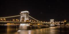 Chain bridge Budapest (Torok_Bea) Tags: chainbridge budapest lánchíd pestiest híd nikon nikond7200 d7200 longexpo beautiful sigma sigmalens night nightshot