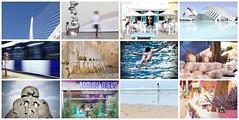 juego LVM 2018 (AriCatalán) Tags: azul blue neon velocidad speed playa simetría art collage beach city juegolvm escueladejackie mosaico verano summer