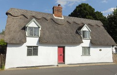 Dalham Village Suffolk (Adam Swaine) Tags: suffolk suffolkvillages villagecottage cottages cottage rural ruralvillages englishvillages english england thatchedcottage thatched britain british beautiful canon counties countryside uk ukcounties ukvillages village touring eastanglia