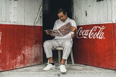 Angono, Rizal, Philippines. 2018 (Mambo Ferido) Tags: streetphotography xt1 fujistreet fujifilm red street streetphoto philippines spph coke cocacola minimalism everybodystreet everydayasia