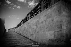 Stairs 2 - Malta B&W (Theboatgoat) Tags: architecture bnw valetta malta stairs