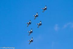 Breitling Jet Team. L-39 Albatros (Alfred Koning) Tags: belgianairforcedays2018 breitlingteam ebblkleinebrogel gebruiker locatie
