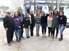 13/09/18 - Visita a Santa Vitória do Palmar: com amigos e lideranças regionais.