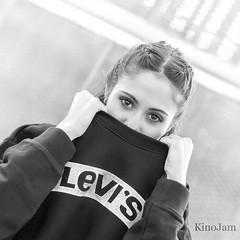 Rocío by Levis & Boho Zaragoza (kinojam) Tags: portrait moda fashion levis girl beauty kino kinojam canon canon6d