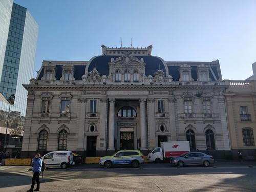 Oficina de Correo, Santiago de Chile