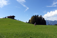 2018-09-09 Garmisch-Partenkirchen 055 Eckbauer Alm (Allie_Caulfield) Tags: foto photo image picture bild flickr high resolution hires jpg jpeg geotagged geo stockphoto cc sony rx100 summer sommer bayern alpen bavaria garmisch partenkirchen eckbauer alm partnachklamm wetterstein zugspitze gebirge bergbahn seilbahn wandern wanderung iv