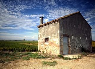 Una casa en la marjal