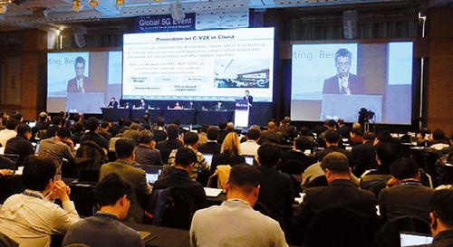 4th – Seoul, Coréia, 5G Forum, 22-23 de novembro de 2017 - 6