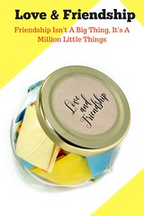 Personalised Gifts Ideas : Love & Friendship in a Jar. A Month of Thoughtful & Happy Quotations in a NEW ST… (mygiftslist) Tags: gifts