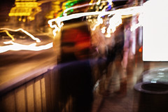 kinetic hero (ewitsoe) Tags: canoneos6dii cityscape polska street erikwitsoe night poland summer urban warsaw experiment feeling mood atmosphere energy longexposure lights motion impression tunnel vision movement