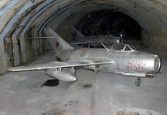 MIG-15 5-32 CLOFTING CRW_8694 FL (Chris Lofting) Tags: mig15 kucove albanian air force
