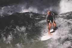 Surfin'n Munchen #2 (mac_teo) Tags: surf munchen munich surfing englishgarden englischergarten