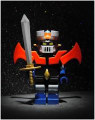 Mazinger Z (LegoKlyph) Tags: lego anime manga mecha mazinger tranzor nagai cartoon robots hell