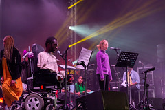 2018.08.26-Sun-JS-GB18-9540 (Greenbelt Festival Official Pictures) Tags: greenbelt boughtonhouse festival gb18 gladebigtop gladestage kettering official service sunday communion event worship johnsargent jackharrybill