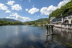Yufuin, Japan (HyunJaePark) Tags: japan kyushu onsen yufuin lake kinrinko fukuoka