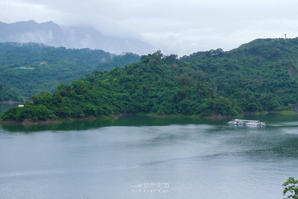曾文水庫360度咖啡觀景樓 |雨後的台灣,很美10