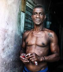Cuba 2018 (mauriziopeddis) Tags: street avana havana habana caribe caraibi man men portrait ritratto portraits ritratti color tribe cultural people canon reportage