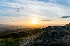 I really enjoy how the colour changes across the scene. Blue sky, golden light and the green of the land.  .  https://www.richardhague.com . (Richard Hague Photography) Tags: britain dumyat greatbritain ochils ochilshills scottishlandscape sterling sterlingshire clouds contrast distant distantmountain distantmountains flatland godrays goldenhour landscape landscapephotography layers light lightrays mountain mountans nature naturephotography nopeople openspace outdoors photography scotland shadow silhouette sky skyscape summer sunset uk valley view vista stirling unitedkingdom gb