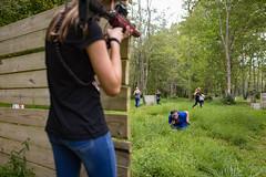 hocking-6637 (FarFlungTravels) Tags: activities fun games gun hockinghills lasertag laurawatiloblake obstacles ohio shoot tourism woods 2018
