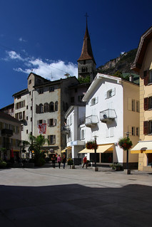 Streets of Visp