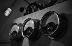 The Engine Room (davidwalker58) Tags: bw steamengine