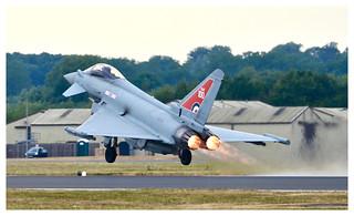 ZK318 | Eurofighter Typhoon FGR.4