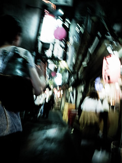 Street Fragments #431 - SHINJUKU Labyrinth
