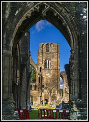 Paseando por Escocia (edomingo) Tags: edomingo olympusomdem5 mzuiko1240 escocia elgin catedral ruinas