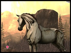 *CINNAMON* Apocalypse - Coming soon on September 18th! (Lil Cinnamon) Tags: firestorm secondlife halloween water horse zombie apocalypse cinnamon